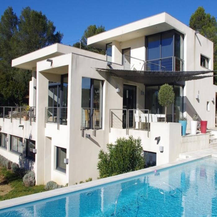 maison architecte nimes