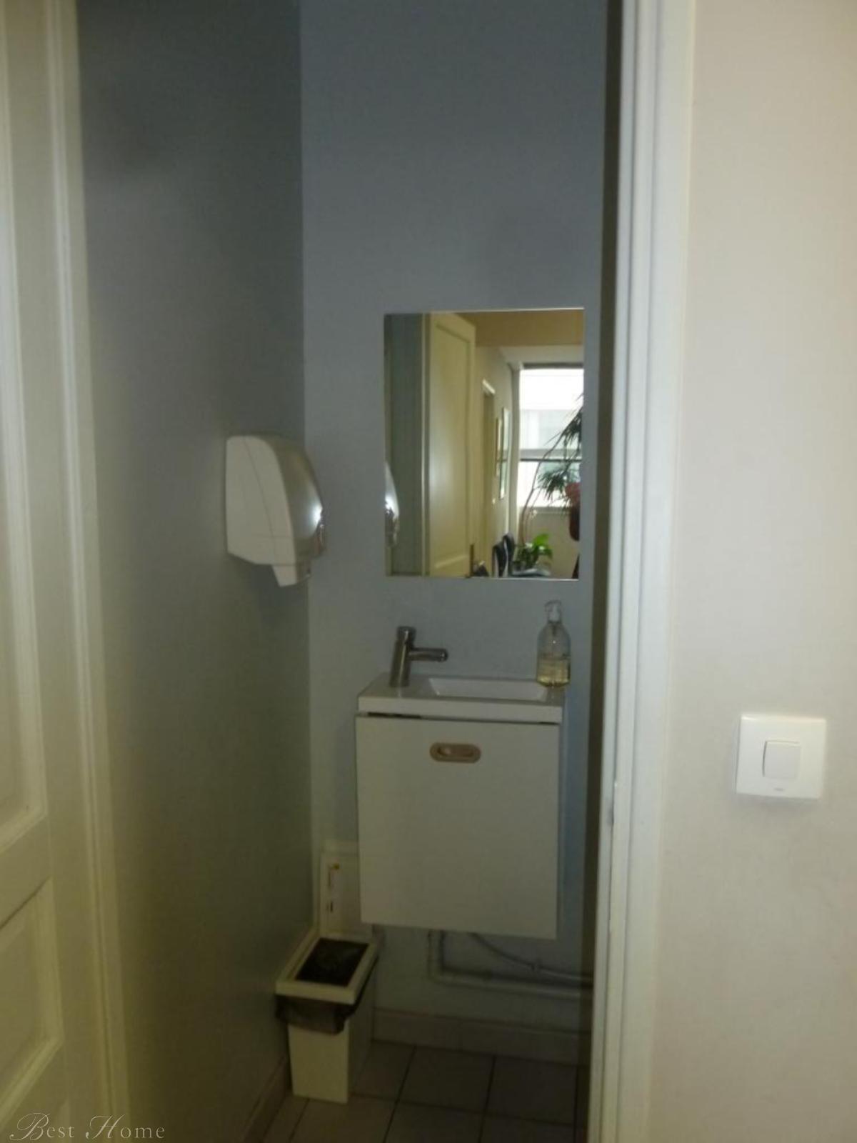 toilettes du bureau 2